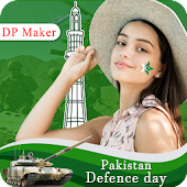 Download Full Defence Day Pakistan 6th September DP Maker Free 1.0 APK