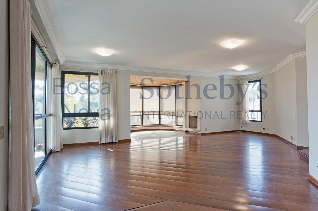 Apartamento com vista de 360 graus