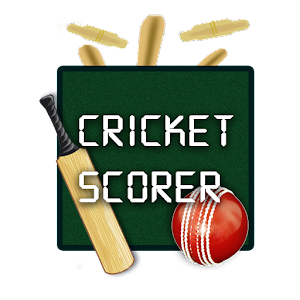 Revolutionize your Cricket Scoring experience with CRICKET SCORER. APK Icon