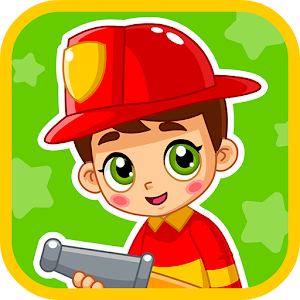 Kids Games - profession Icon