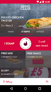 Free KFC Colonel's Club APK