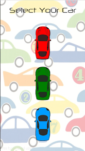 Traffic Run - screenshot