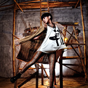 Move Like Gaga by Rizky Darmawan - People Fashion