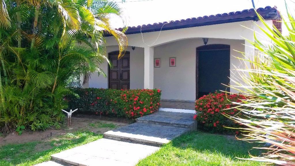 Casa residencial à venda, Bairro dos Ipês, João Pessoa - CA1