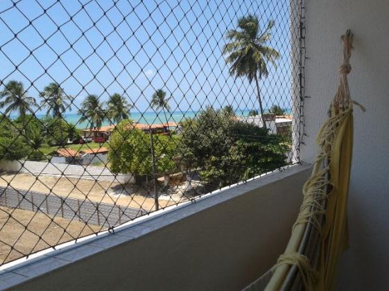 Apartamento 40m do mar, Jacumã, Conde-PB.