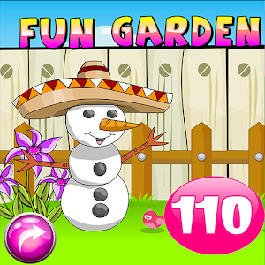 Fun Garden Escape Game 110