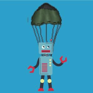 Parachute Invader-break parach For PC (Windows & MAC)