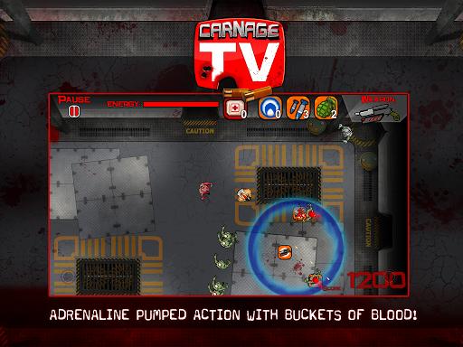 Carnage TV - screenshot
