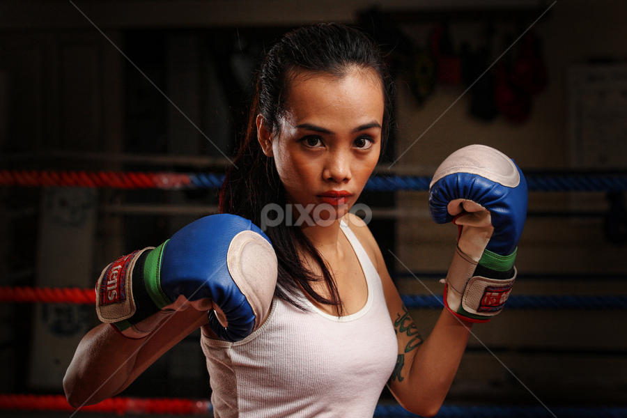 by Maynard Caryabudi - Sports & Fitness Boxing