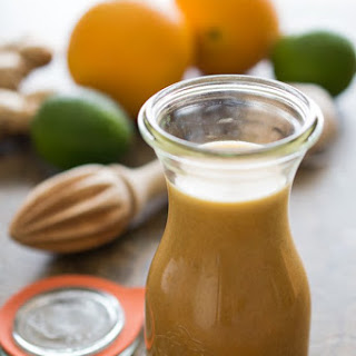 Asian Ginger Citrus Soy Dressing Recipes