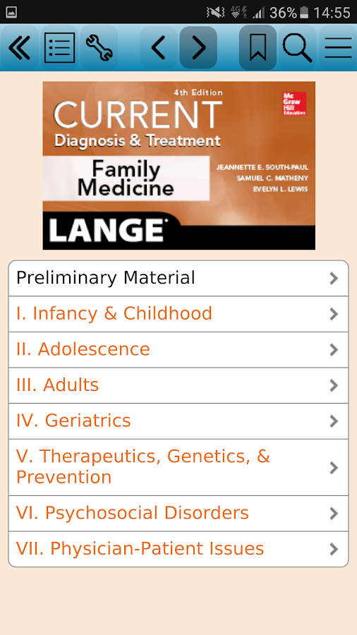 MedHand Mobile Libraries Screenshot 6