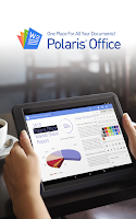 Screenshot of Polaris Office + PDF
