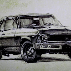 by Sultan Firaun - Drawing All Drawing