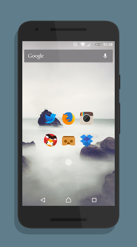 Glim - Icon Pack Screenshot 7