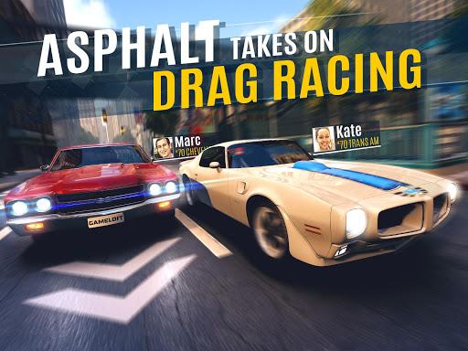 Asphalt Street Storm Racing (Unreleased)