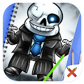 How to draw undertale FREE APK for Bluestacks