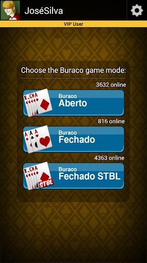 Buraco Jogatina - screenshot