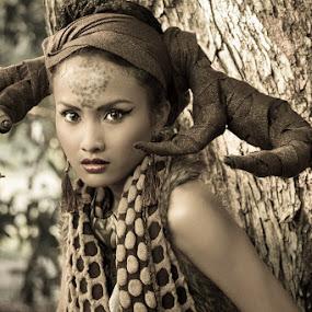 Sue by Glice Galac - People Fashion ( fashion, portraits, women )