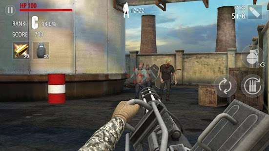 Zombie Fire for pc