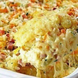 Ham Cheese Rice Casserole Recipes