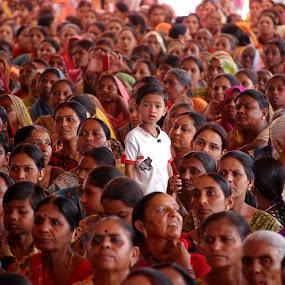 Dare to be different by Amit Suvera - People Group/Corporate ( marlin, anita, meena, senior group, shwetika, manjula )