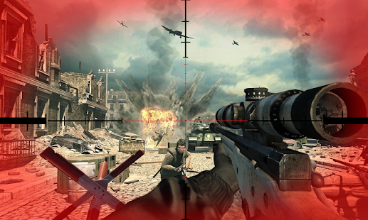 Army Sniper 3D - screenshot
