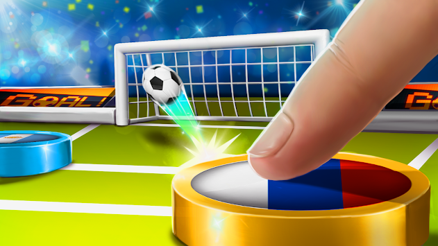 Penny Football 2016 ⚽️ Soccer APK screenshot thumbnail 2