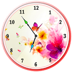 Flower Clock Icon