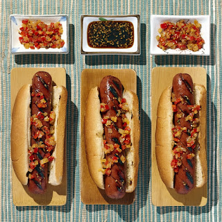 Red Pepper Relish For Hot Dogs Recipes