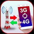 3G 4G Converter Simulator