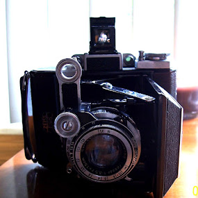 by Colleen Legree - Artistic Objects Antiques ( camera, antique )