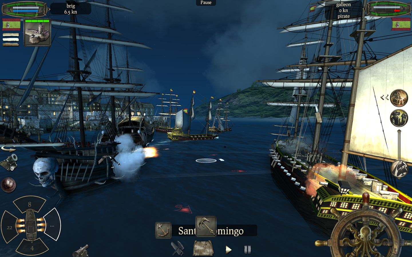 The Pirate: Plague of the Dead Screenshot 15