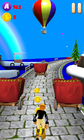 android Run Island Adventure Screenshot 5