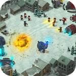 War Alert: Red Lords. Online RTS Icon