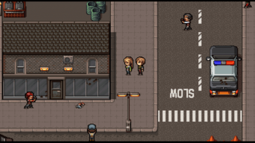 Fi, Chris and the Apocalypse - screenshot