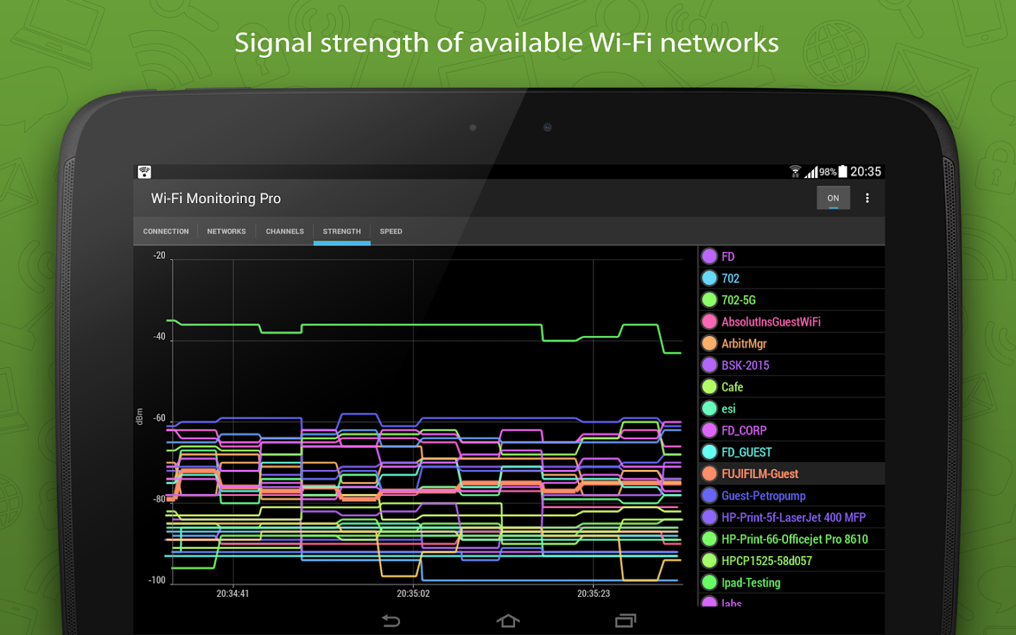 WiFi Monitor Pro Screenshot 8