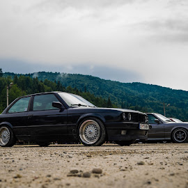 E30 meet by Liviu Golgojan - Transportation Automobiles ( beautiful, mountain, e30, meet, bmw )