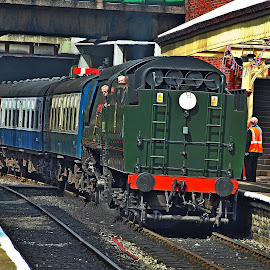 Generations  to  come by Gordon Simpson - Transportation Trains