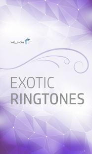 Exotic Ringtones for pc