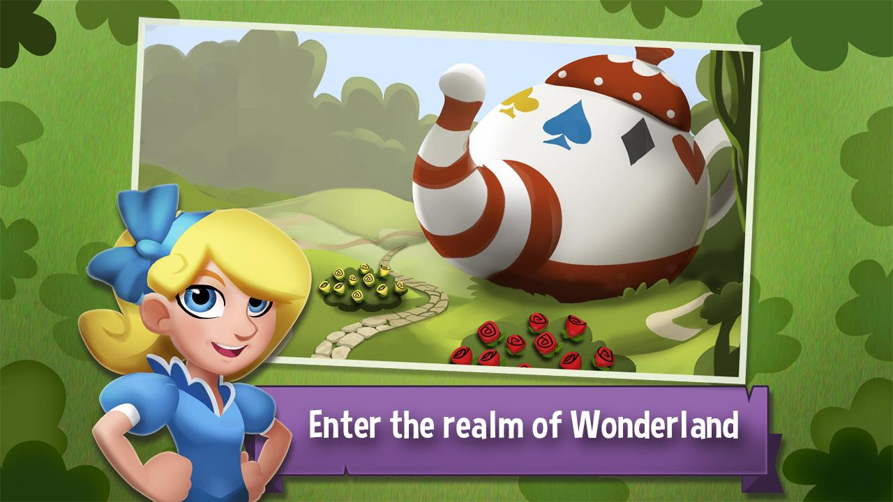 Wonder Gardens Screenshot 0