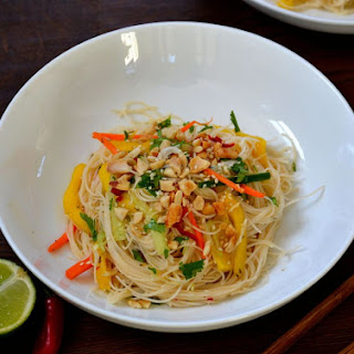Mango Noodle Salad Recipes