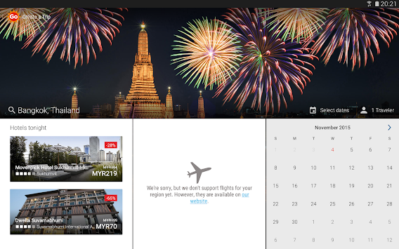 AirAsiaGo - Hotels & Flights APK screenshot thumbnail 7