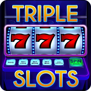Triple 777 Deluxe Classic Slots For PC / Windows 7/8/10 / Mac – Free Download