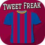 Tweet Freak for FC Barcelona APK Image