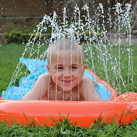 Summer Fun by Carrie Murray-Feely - Babies & Children Child Portraits
