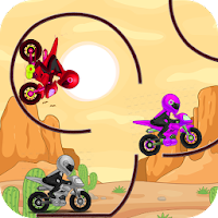 Bike Stunt Tricky Racing Rider Free  on PC / Windows 7.8.10 & MAC