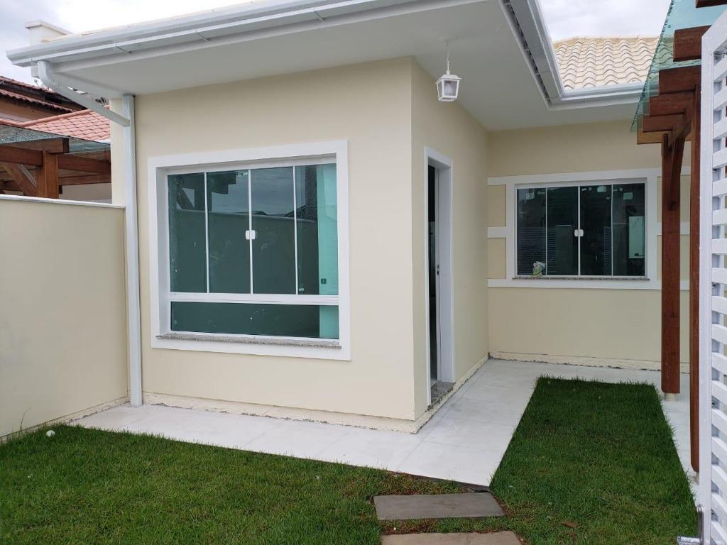 Casa individual em Tijucas 3 quartos sendo 1 suíte