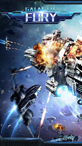 Galactic Fury HD