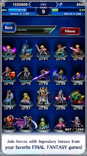 Free FINAL FANTASY BRAVE EXVIUS APK for Windows 8