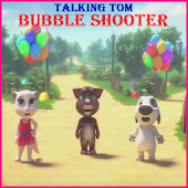 Tip Talking Tom Bubble Shooter